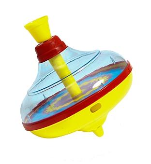 Игрушка пластиковая. ВЕСЕЛАЯ ЮЛА-5 (Арт. 1471014)