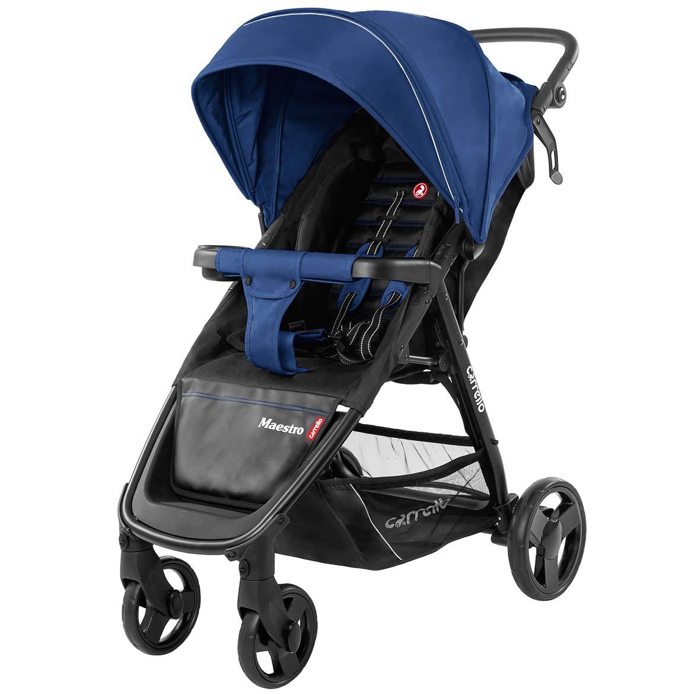 Детская коляска CARRELLO Maestro CRL-1414 Orient Blue
