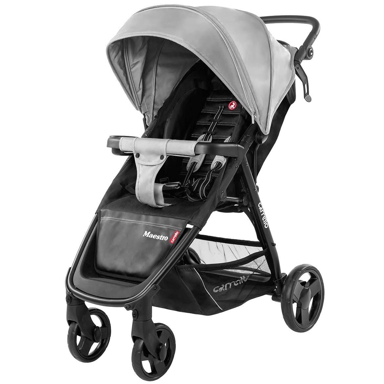 Детская коляска CARRELLO Maestro CRL-1414 Pearl Grey