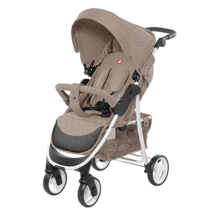 Детская коляска CARRELLO Quattro  CRL-8502/1 Silk Beige 2019