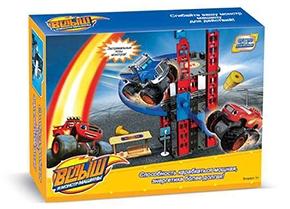 Игровой гараж в коробке 32x24 см (арт.LF7788-2) (N)