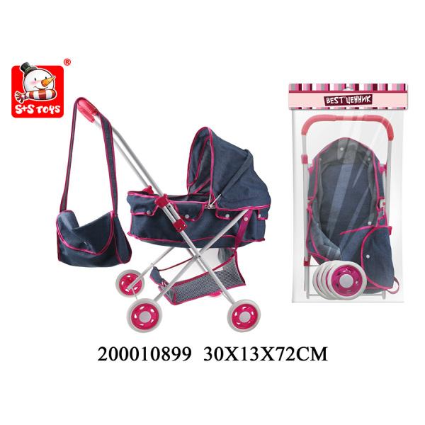 Коляска 200010899 (для кукол) 30*13*72