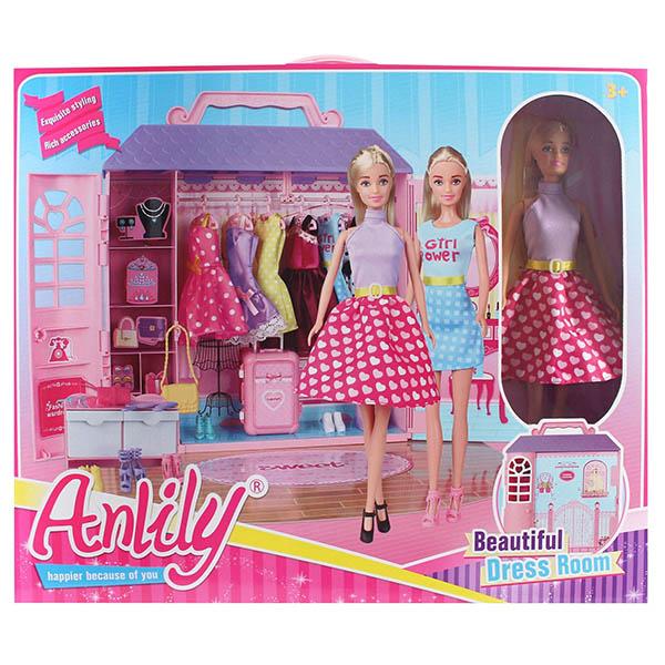 Кукла 99049 (с одеждой) 45,5*39*12,5