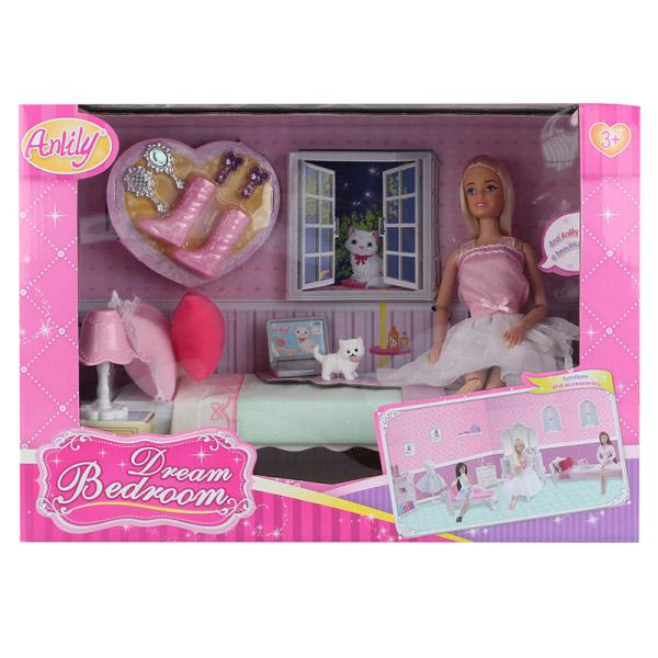 Кукла 99051 (с мебелью) 35*24,5*17