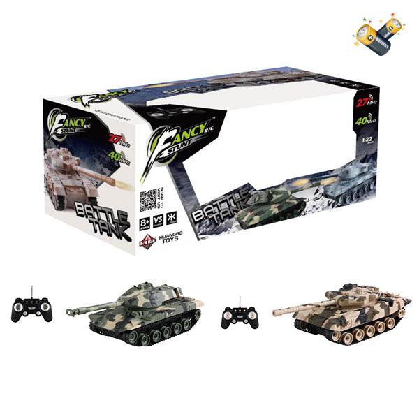 Танковый бой Р/У HB-DZ03 49,8*23*19,8