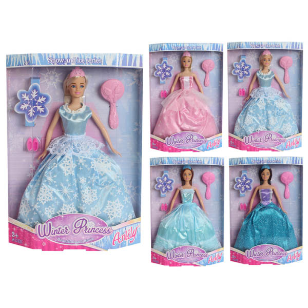 Кукла 99032 (в коробке) 23*6*33