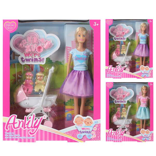 Кукла 99127 с аксессуарами (в коробке) 26,5*9*32,5