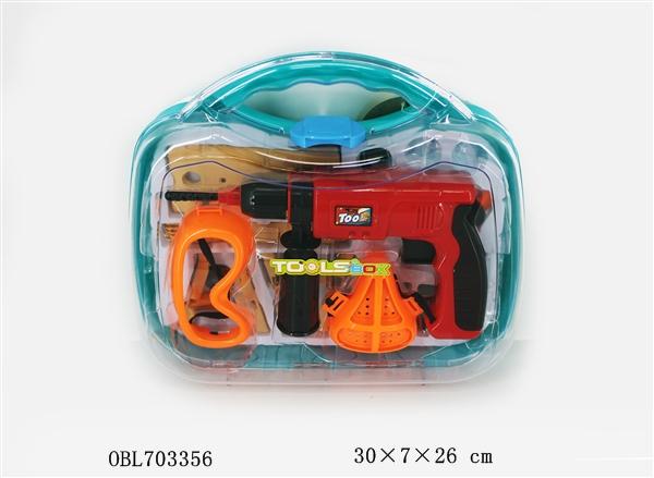 Набор инструментов в чемодане SY103-2 30*7*26