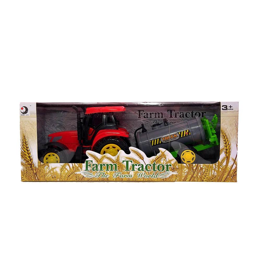 Трактор с прицепом 1602-2