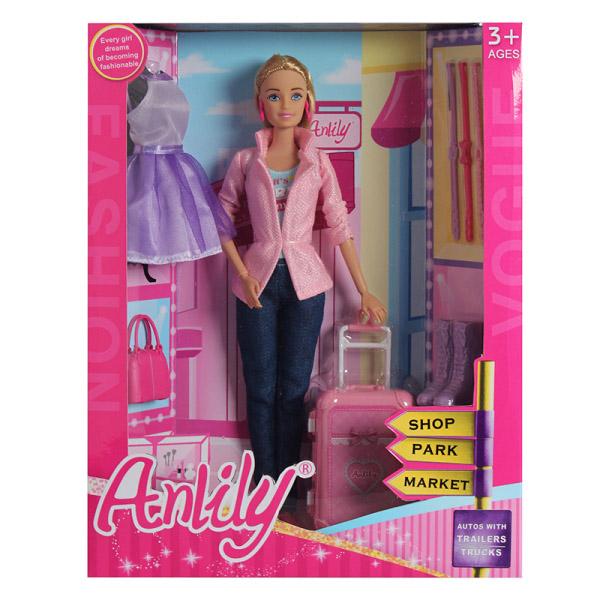 Кукла с одеждой 99055 (25,7*7*32,6)