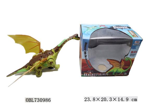 Динозавр (на бат.) M8018-3 (23,8*20,3*14,9)