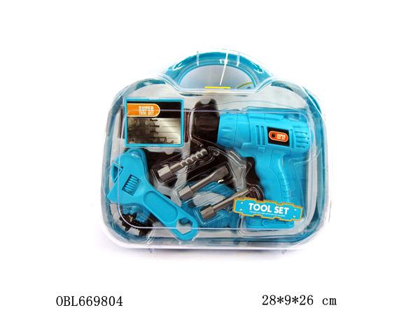 Набор инструментов 6602-1  (28*9*26)