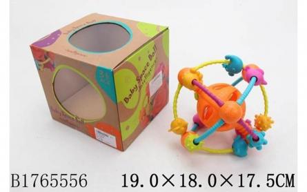Серия Развивающая игрушка. Шар-лабиринт (19 см). Арт. 1765556