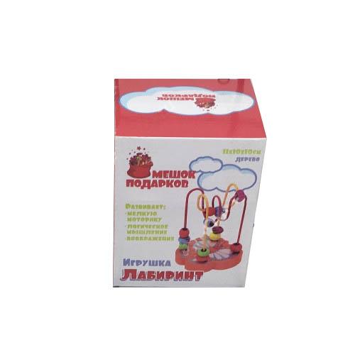 Деревянная игрушка лабиринт 93-40