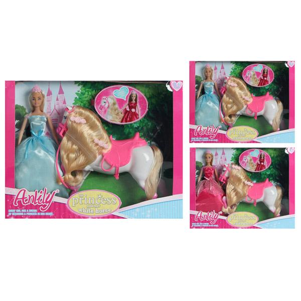 Кукла 99112 с аксессуарами в коробке 42*98*32,5