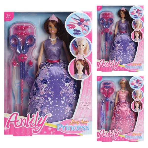 Кукла 99118 с аксессуарами в коробке 32*22*6,5
