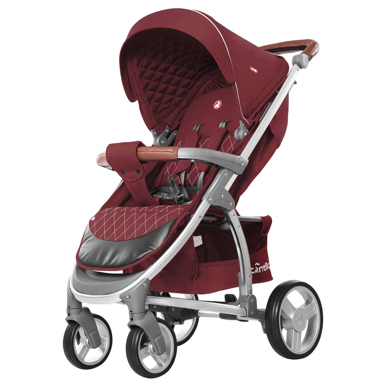 Детская коляска CARRELLO Vista CRL-8505 Ruby Red