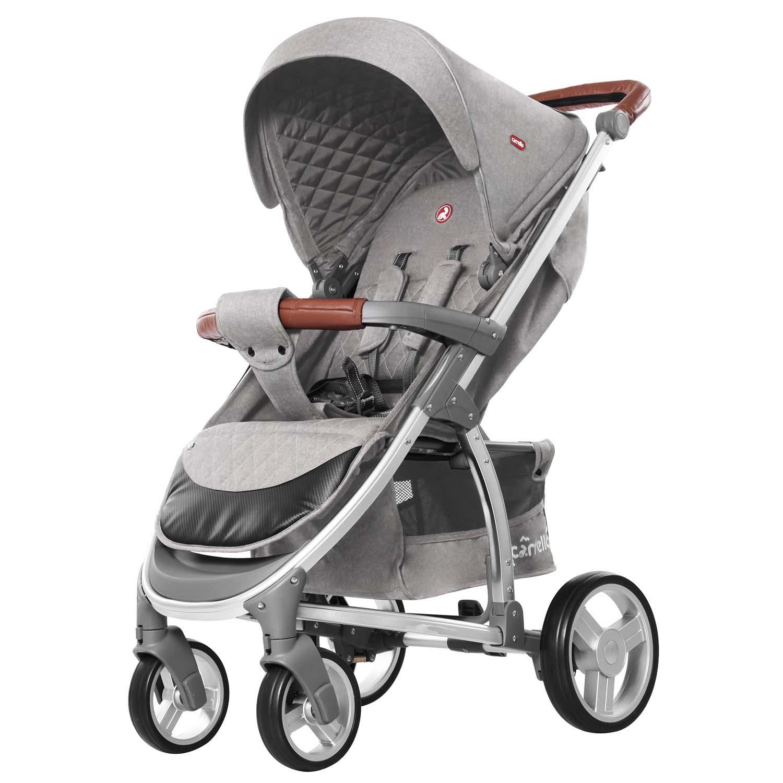 Детская коляска CARRELLO Vista CRL-8505 Shark Gray