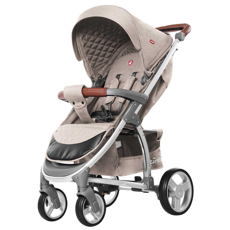 Детская коляска CARRELLO Vista CRL-8505 Stone Beige
