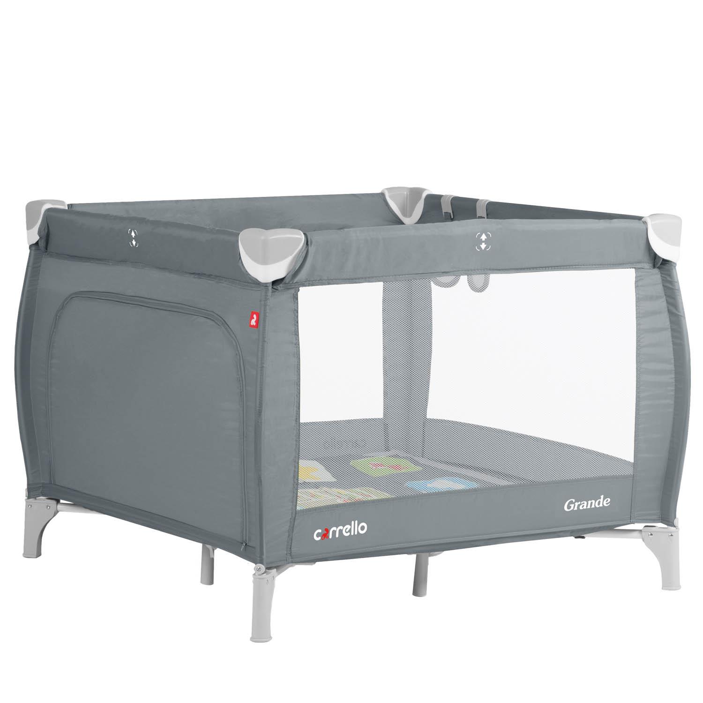 Манеж детский CARRELLO CRL-9204/1 Grande  Ash Grey
