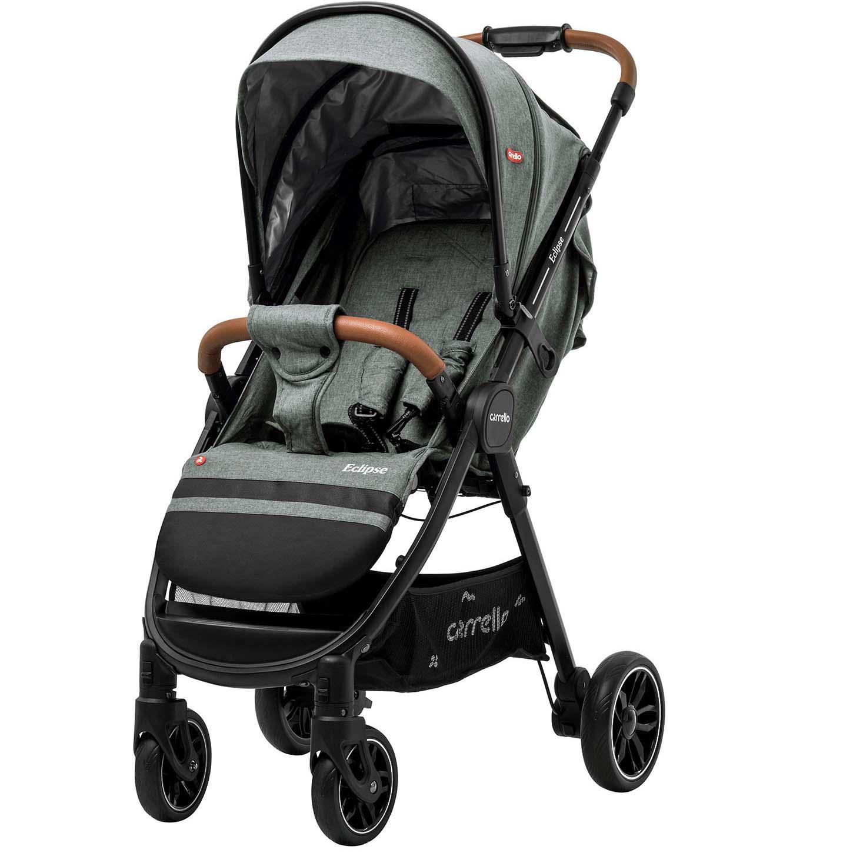 Детская коляска CARRELLO Eclipse CRL-12001/1 Stone Green