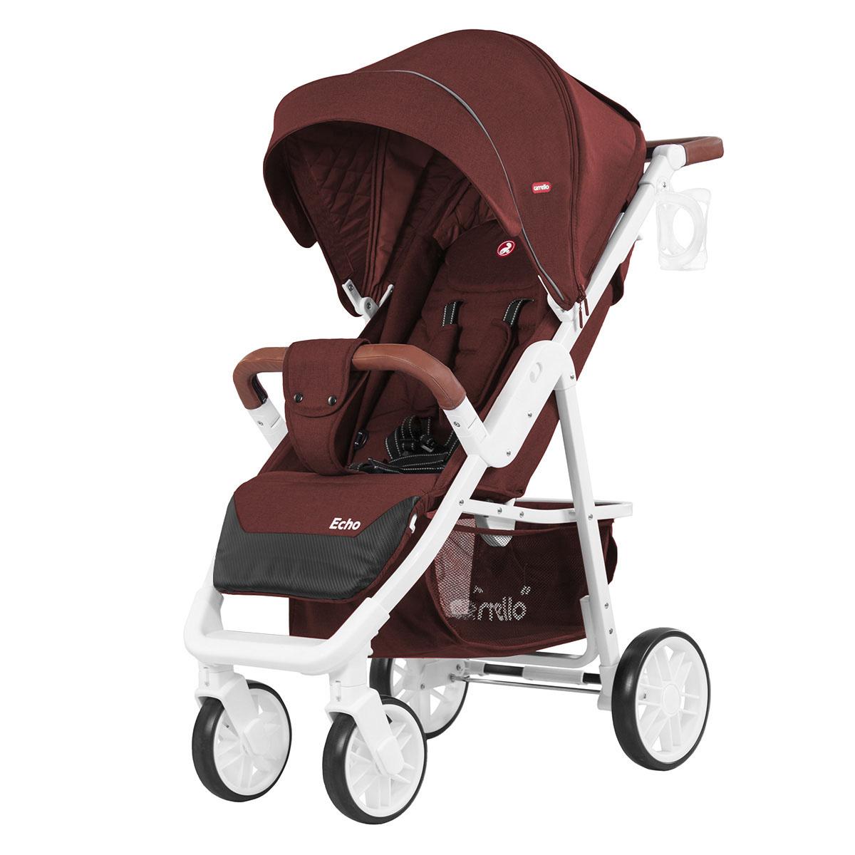 Детская коляска CARRELLO  Echo CRL-8508 Rose Red