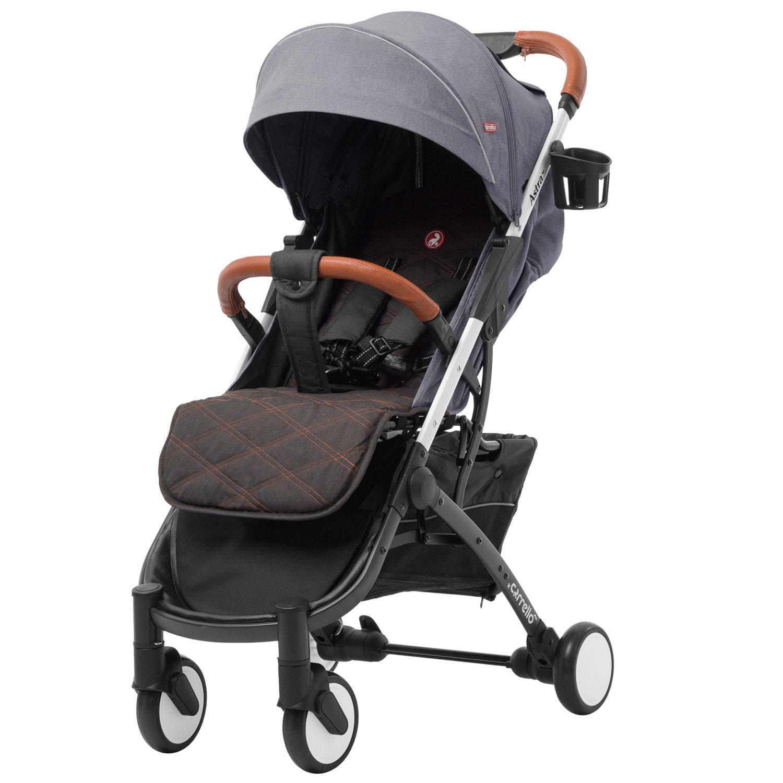 Детская коляска CARRELLO Astra  CRL-11301/1  Dolphin Grey