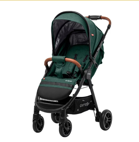 Детская коляска CARRELLO Eclipse CRL-12001/1 Grass Green