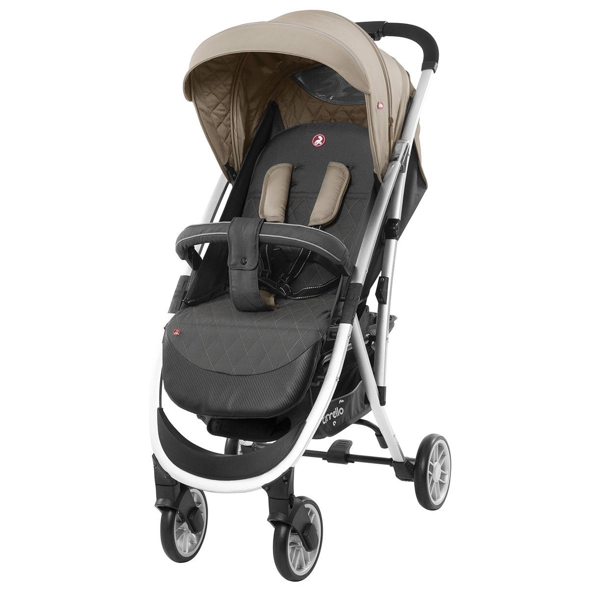 Детская коляска CARRELLO Gloria CRL-8506/1 Frost Beige