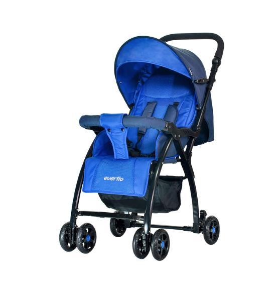 Коляска прогулочная Everflo Cricket blue Е-219