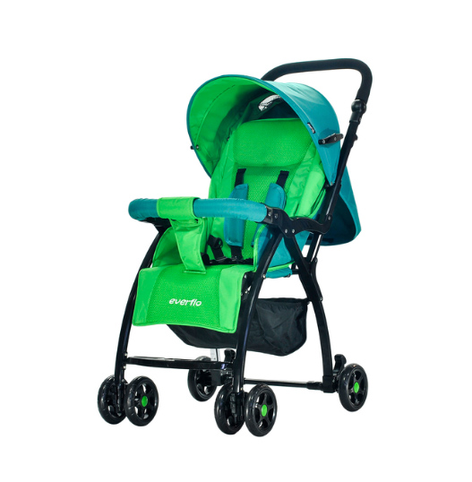 Коляска прогулочная Everflo Cricket green Е-219