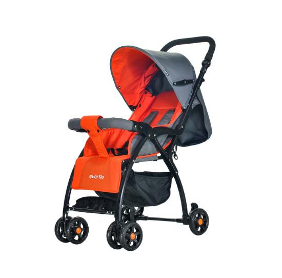 Коляска прогулочная Everflo Cricket orange Е-219