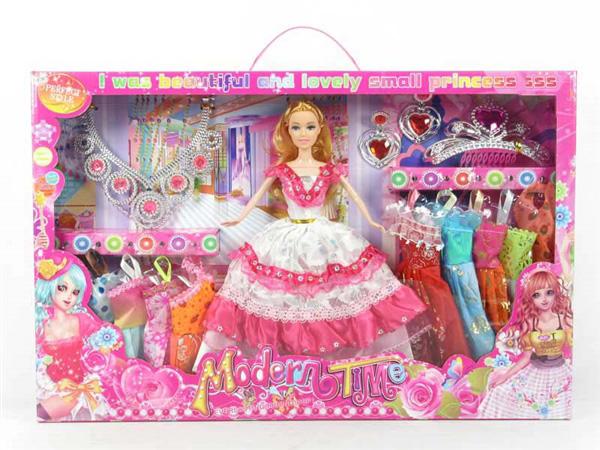 Кукла SD244 с аксесс в коробке 52*6*33
