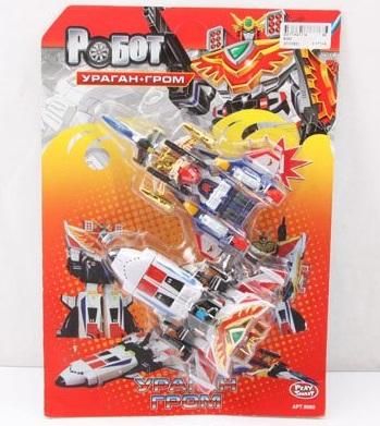 Робот 8060 на листе 33*24