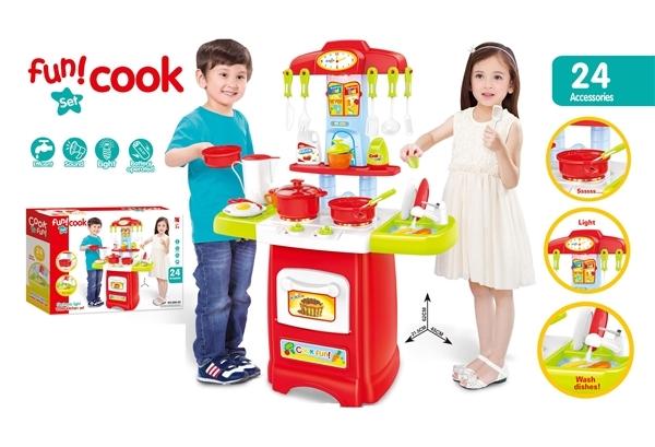 889-52 Кухня в коробке 50,5*13,5*36,5