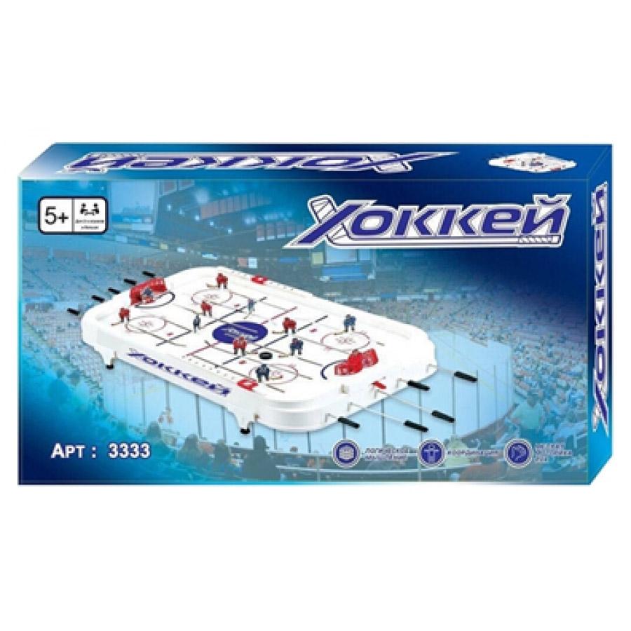 "Игрушка №3333 ""Хоккей""/коробка/58*7*31"