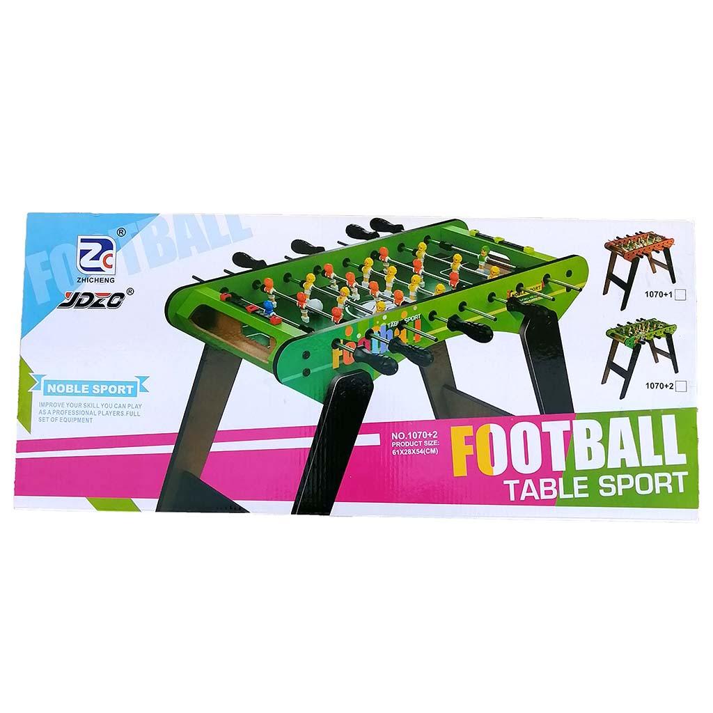 """Игрушка №1070+5 """"Футбол""""/коробка/63*30*8"""