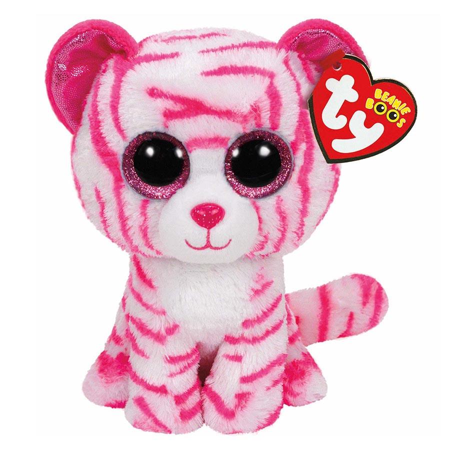 36180 BB ASIA - белый тигр, 15 см.