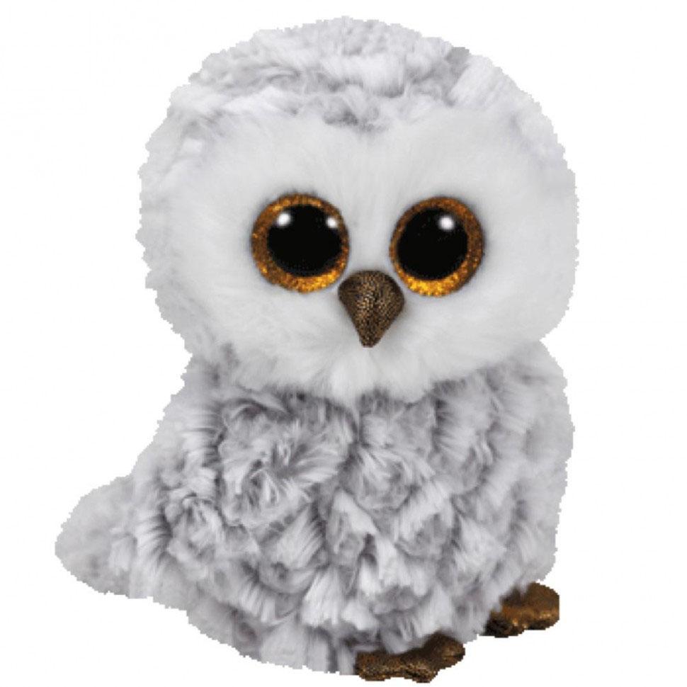 37201 BB OWLETTE - белая сова , 15 см.