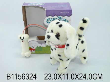 1156324 Серия Музыкальная игрушка. Милый щенок (звук, 24 см)
