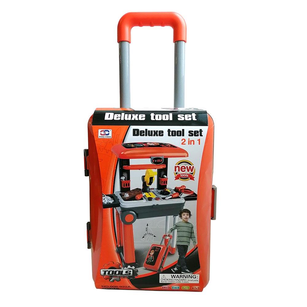 Набор инструментов в чемодане 008-922A