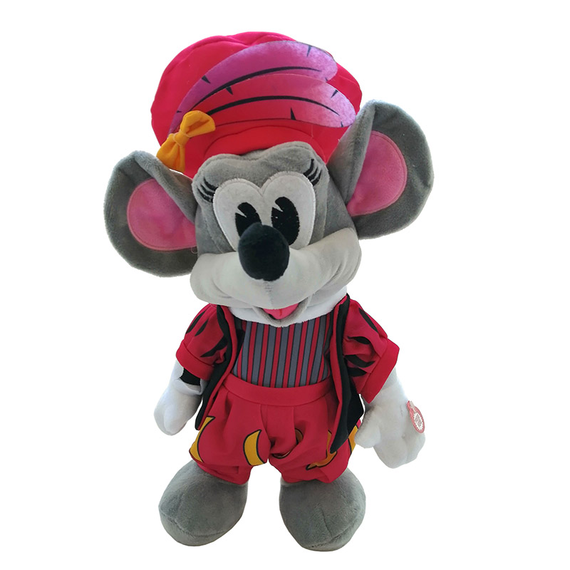 Мягкая игрушка Мышка (муз.), 72 шт. в кор. 3973