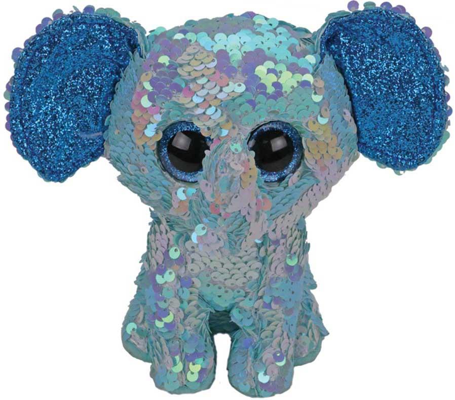 36344 TY Flippables STUART слон 15 см