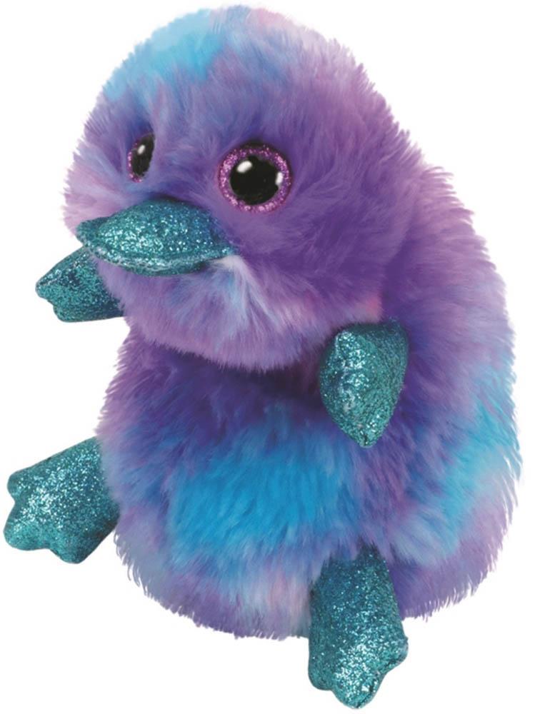36275 Beanie Boo's ZAPPY - фиолетовый утконос 15 см