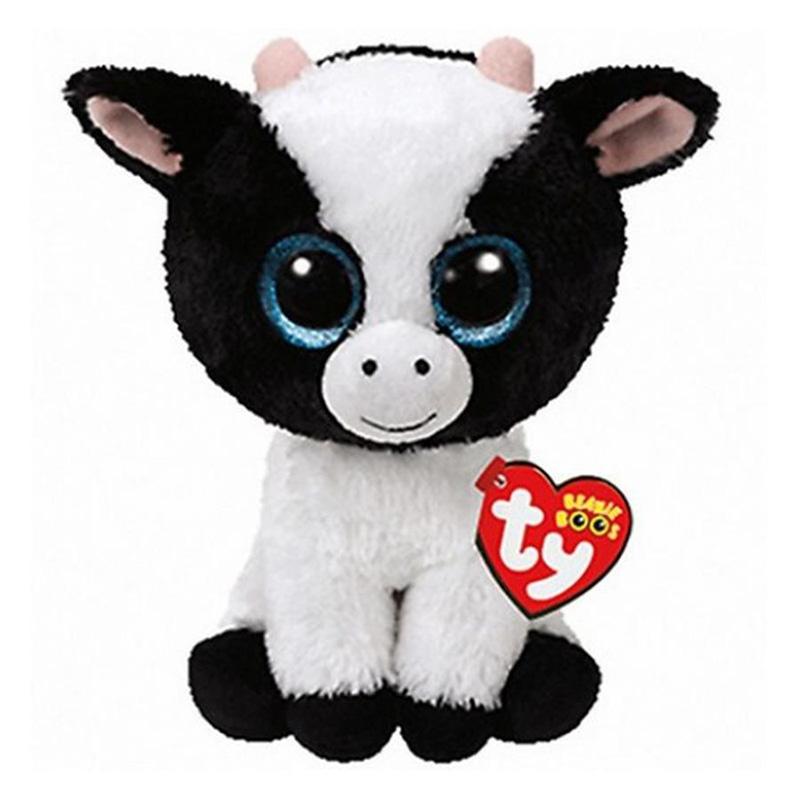 36841 Beanie Boo's BUTTER - корова 15 см
