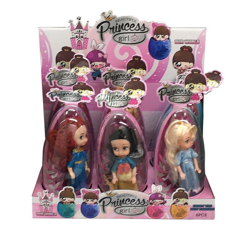 Кукла Принцесса в яйце 2803