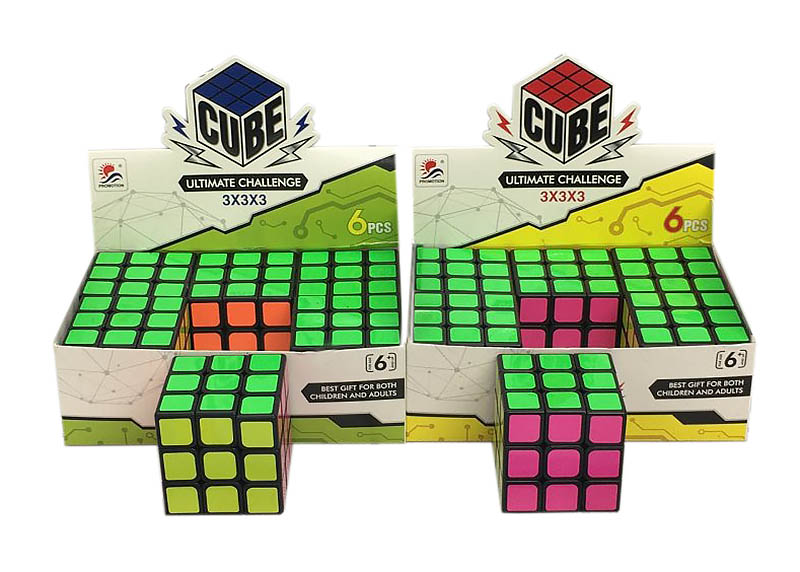 Кубик-Рубик 604