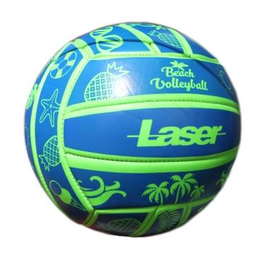 01113 Мяч волейбольный ПУ (260гр), пляжный