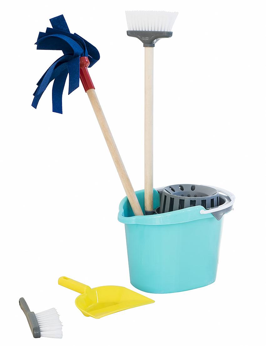 416 Игрушка Набор для уборки Чистюля