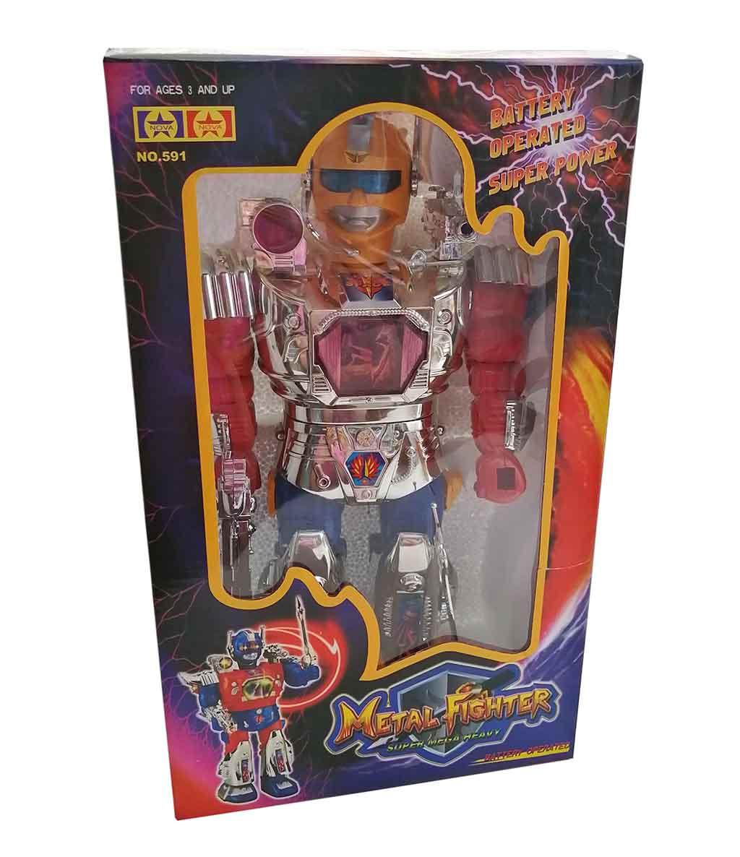 Робот (свет, звук) 591